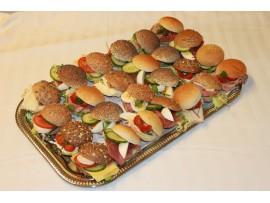 Luxe minibolletjes lunch